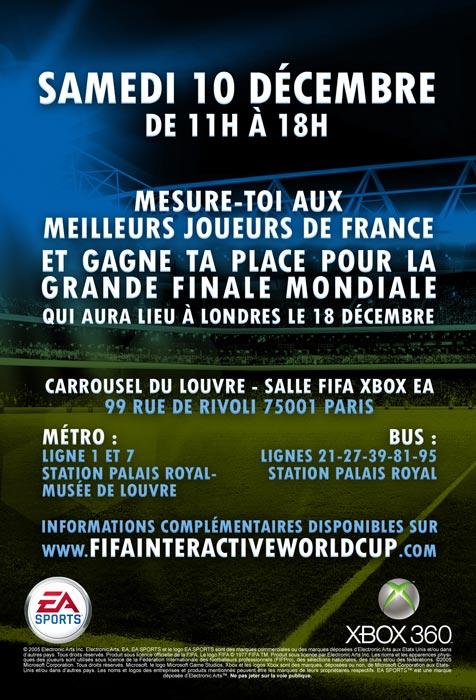 fifa world cup sur xbox 360