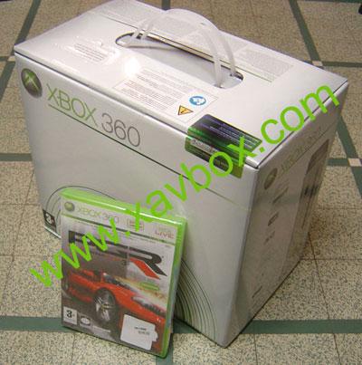 pack Xbox 360 et PGR3